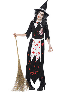 Zombie Salem Witch
