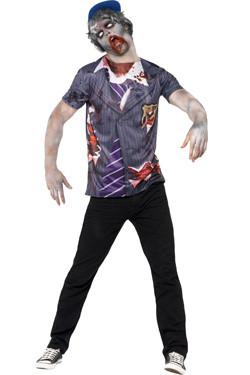 Zombie Schoolboy T-Shirt