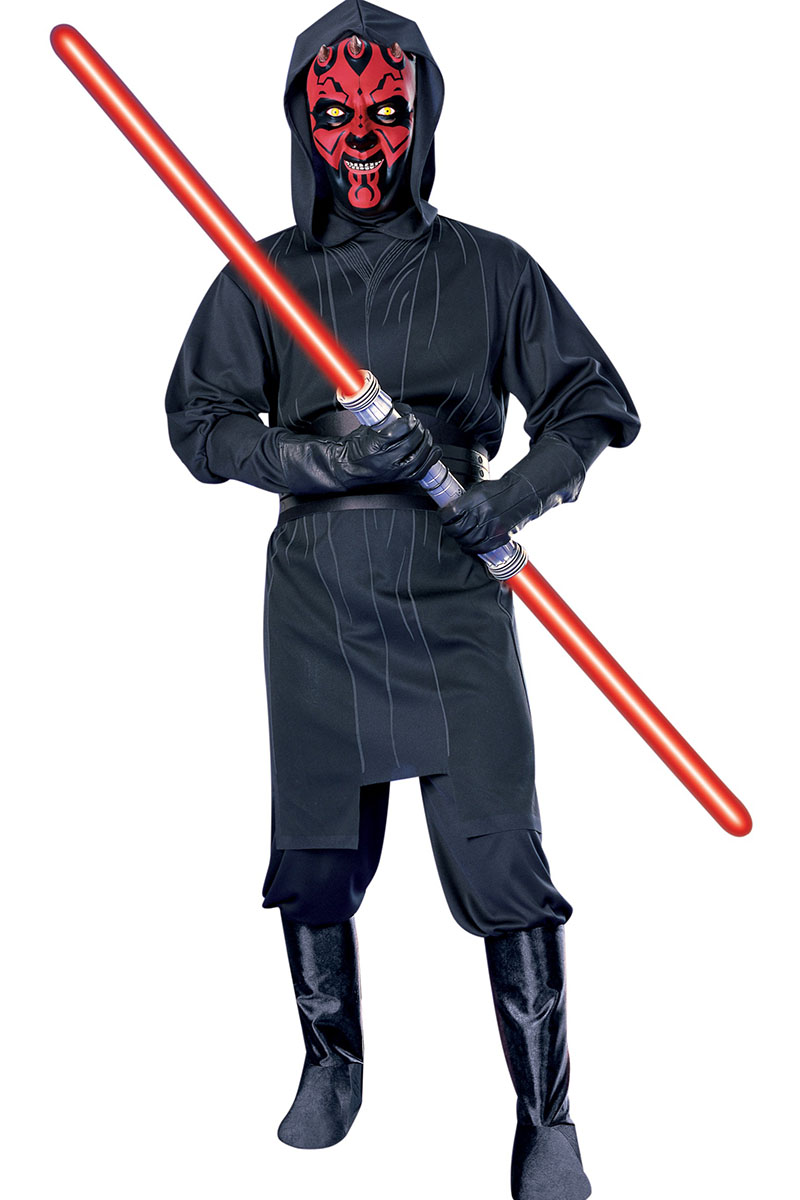 Citaten Uit Star Wars : Darth maul uit star wars kostuum