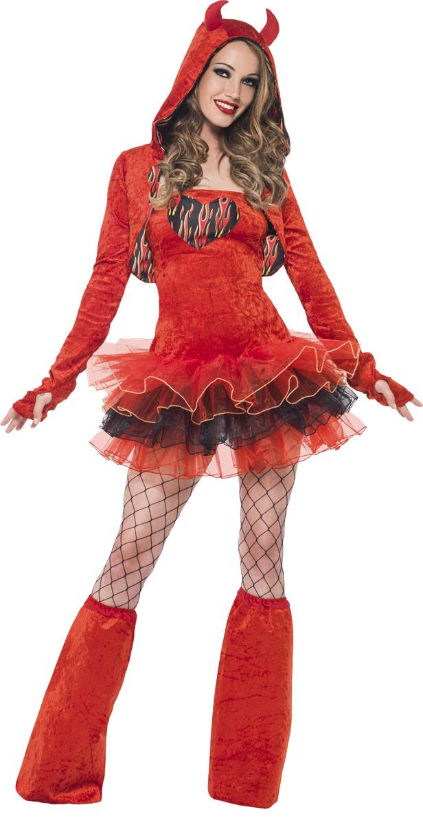 Halloween Kostuum Vrouw.Fever Duivel Kostuum Dames Voor Halloween Nu Online