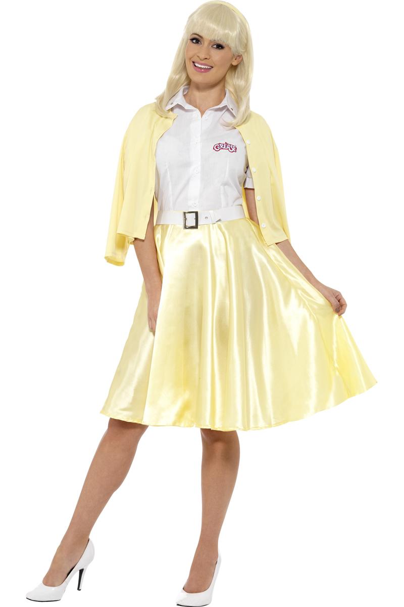 officiële leverancier kijk uit voor zoeken naar Het leuke Good Sandy kostuum uit de film Grease!