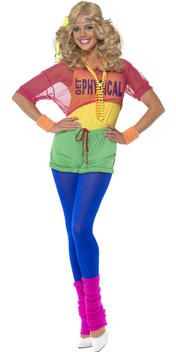 Super Leuke jaren 80 kleding voor dames en heren online! @MQ77