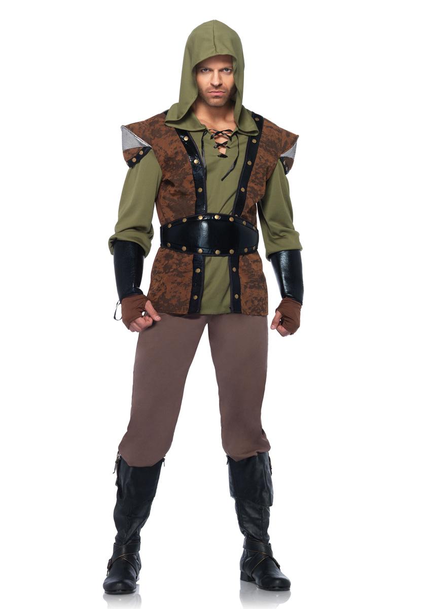 Stoere Carnavalskleding Dames.Stoer Robin Hood Kostuum