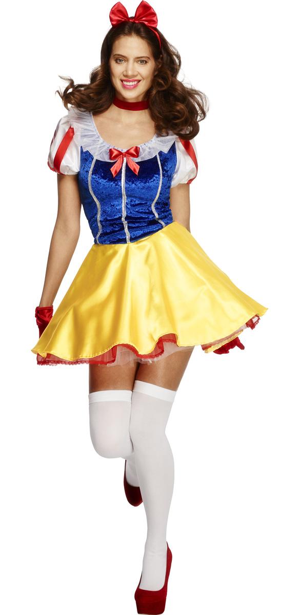 Carnavalskleding Tirol Dames.Leuk En Sexy Fever Sneeuwwitje Kostuum Voor Dames