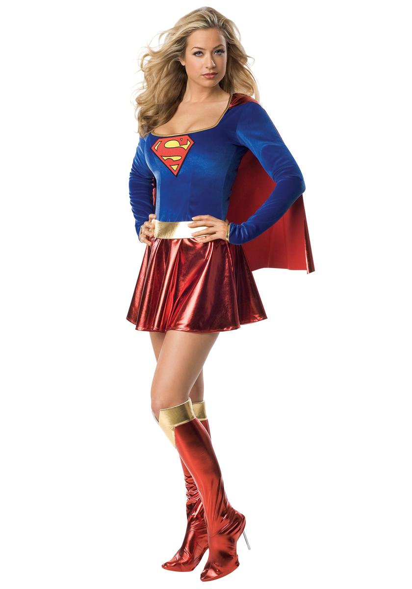 superhelden pak vrouw