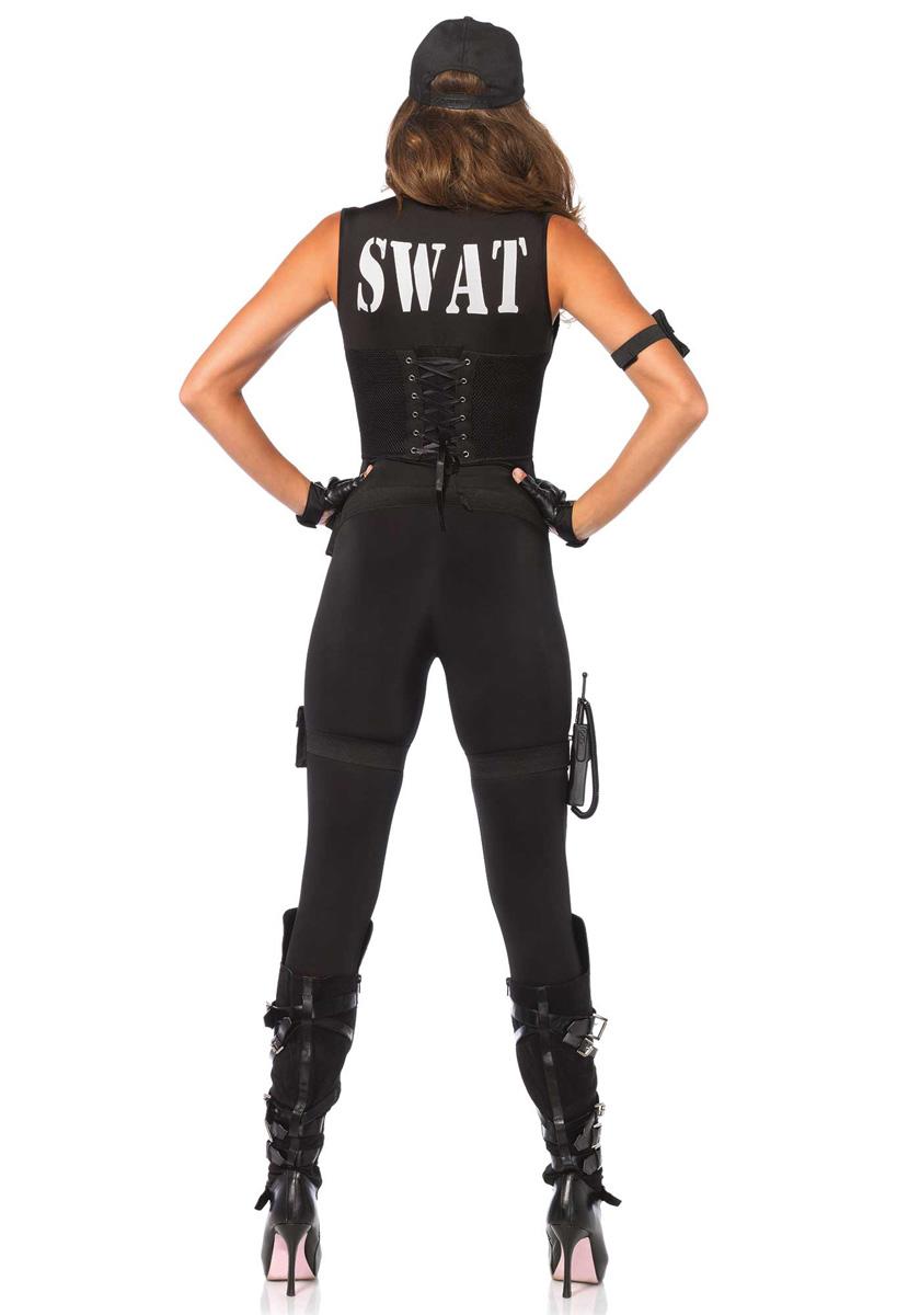 ff955f1d0f37e2 Deluxe SWAT Commander kostuum!