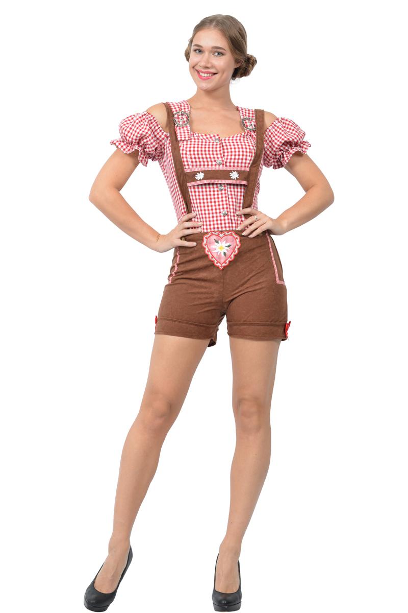 Carnavalskleding Tirol Dames.Tiroler Broeken Dames Voor Het Oktoberfest Hier Online