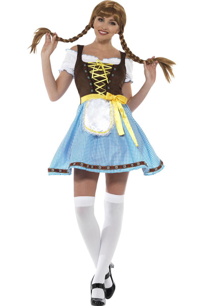 d9bee753b99749 Tiroler Jurk Olga leuke jurk voor naar de Bierfeesten!