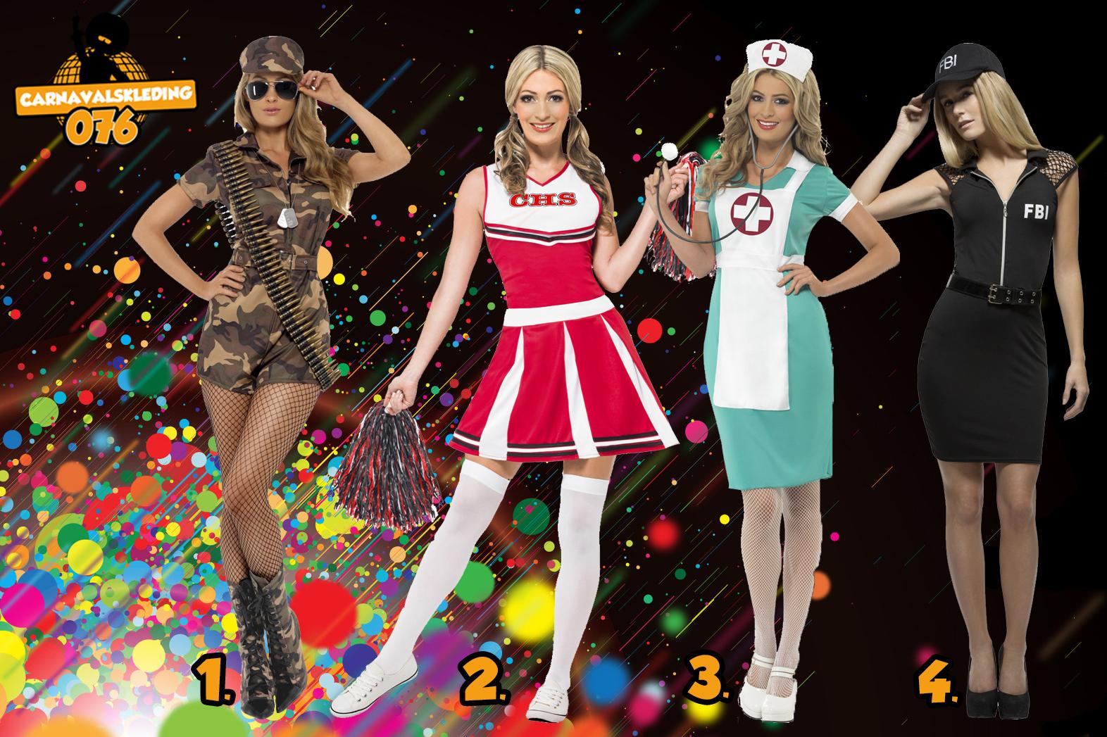 Carnavalskleding Dames 2019.Blog Carnaval Trends 2019