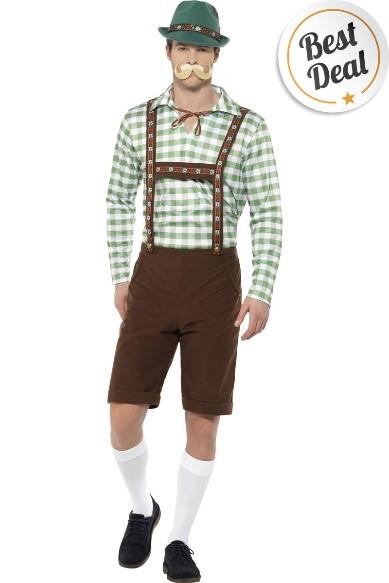 Oktoberfest kleding heren