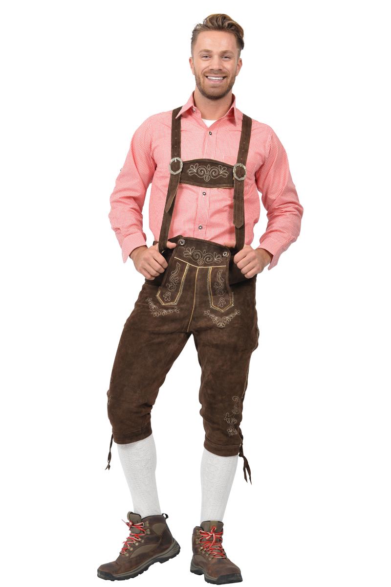 Oktoberfest kniekousen heren