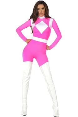 Power ranger catsuit